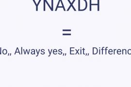 YNAXDH